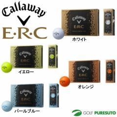 【日本仕様】【即納!】キャロウェイ E・R・C ゴルフボール 1ダース(12球入)●2016年モデル●[Callaway ERC]