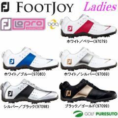 【レディース】フットジョイ ゴルフシューズ ロープロスポーツボア 970** 日本正規品[Foot joy LoPro Sports boa 女性用]【■Ac■】