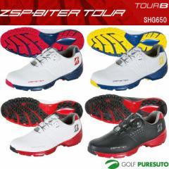 【即納!】ブリヂストン ゼロ・スパイク バイター ツアー ゴルフシューズ SHG650 [BRIDGESTONE ZSP BITER TOUR 靴 3E]