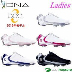 【レディース】フットジョイ ゴルフシューズ DNA ボア 2016年モデル  [Footjoy golf boa ディーエヌエー D.N.A. Boa 女性用]【■Ac■】