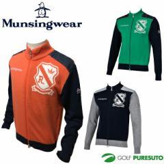 【即納!】マンシングウェア フルジップセーター RM4004 [Munsingwear 2016年秋冬ウェア]