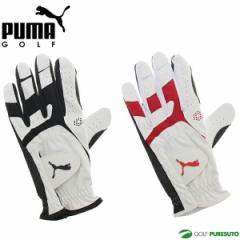 【即納!】プーマゴルフ 3D シンセティック グローブ リブート 片手用(左手装着用)867578 [PUMA GOLF 手袋]