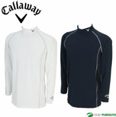 【即納!】キャロウェイ 長袖UVハイネック インナーシャツ 241-986583 [Callaway 春夏ウェア アンダーウェア 男性用 紫外線対策]