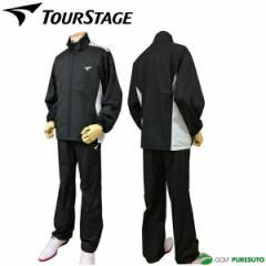 【即納!】ブリヂストン ツアーステージ ジャケット&パンツ 上下セット LTM51D/LTM51P [BRIDGESTONE TOUR STAGE ウェア 防寒]