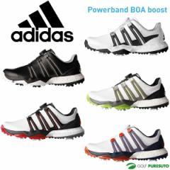 【即納!】【日本仕様】アディダス ゴルフシューズ メンズ パワーバンド ボア ブースト [adidas Powerband BOA boost 靴]