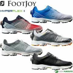 【即納!】フットジョイ ゴルフシューズ ハイパーフレックスII ボア [Footjoy HYPER FLEX 2 靴 Boa]