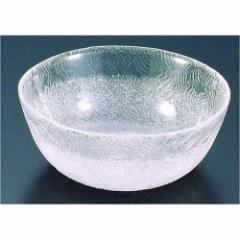 吉沼硝子 硝子和食器『雪波』 大鉢 ROO05
