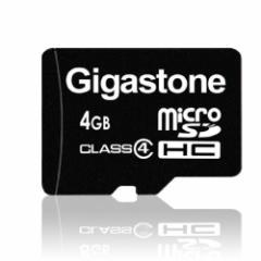 Gigastone microSD4GB class4 GJM4/4G