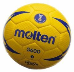 モルテン molten ヌエバX3600 ハンドボール3号 屋外グラウンド用 [ 国際公認球・検定球 ] H3X3600