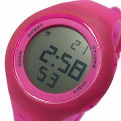 プーマ タイム PUMA ループ トランスペアレント 腕時計 時計 PU910801025 ピンク