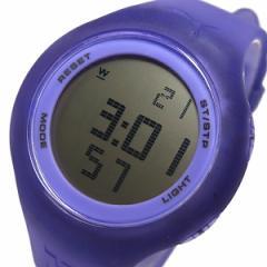 プーマ タイム PUMA ループ トランスペアレント 腕時計 時計 PU910801026 パープル
