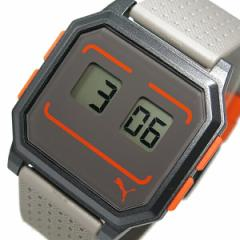プーマ タイム PUMA リストロボット 腕時計 時計 PU910951013 ダークグレー