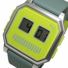 プーマ タイム PUMA リストロボット 腕時計 時計 PU910951014 イエロー