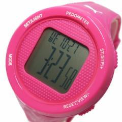 プーマ タイム PUMA ステップ STEP レディース 腕時計 時計 PU911042004 ピンク