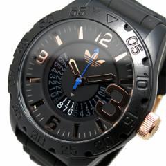 アディダス ADIDAS ニューバーグ クオーツ メンズ 腕時計 ADH3082 ブラック【送料無料】