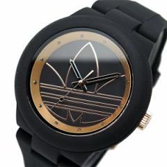 アディダス ADIDAS アバディーン クオーツ レディース 腕時計 時計 ADH3086 ブラック