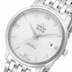 オメガ デ・ビル 自動巻き メンズ 腕時計 42410372002001 シルバー【送料無料】【送料無料】