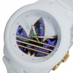 アディダス ADIDAS アバディーン クオーツ ユニセックス 腕時計 時計 ADH3018 ホワイト