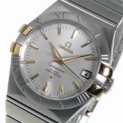 オメガ OMEGA コンステレーション 自動巻き メンズ 腕時計 12320352002003 シルバー【送料無料】【送料無料】