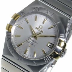 オメガ OMEGA コンステレーション 自動巻き メンズ 腕時計 12320352002004 シルバー【送料無料】【送料無料】