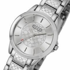 コーチ COACH ニュークラシックシグネチャー クオーツ レディース 腕時計 14501609【送料無料】【送料無料】