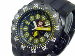 ルミノックス LUMINOX ディープダイブ スコット・キャセル 自動巻 腕時計 1526【送料無料】
