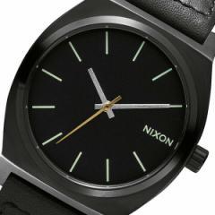 ニクソン NIXON TIME TELLER クオーツ メンズ 腕時計 時計 A045-1928 ブラック【送料無料】