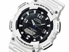 カシオ CASIO スタンダード ソーラー メンズ 腕時計 時計 AQ-S810WC-7AJF 国内正規