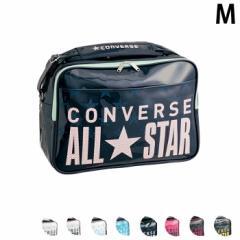 コンバース(CONVERSE) スポーツバッグ エナメルバッグ 通学バッグ ショルダーバッグ Mサイズ C1600052 M 18L