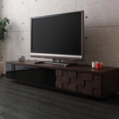日本製 完成品 テレビ台 テレビボード 【COLK】 コルク 160ローボード TV台 TVボード ローボード(代引不可)【送料無料】