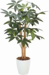 アートグリーン 人工観葉植物 光触媒 光の楽園 パキラ90(代引き不可)【送料無料】
