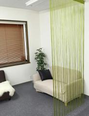 ひものれん 85×210cm ロング丈サイズ ストリングカーテン ストリングのれん 紐のれん 暖簾 ひもスクリーン ひもカフェカーテン