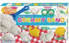 DREAMYSAND ドリーミーサンド お部屋で遊べる新感触の砂遊びセット【送料無料】