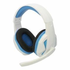 コロンバスサークル PS4/PC用マルチゲーミングヘッドセット ホワイト CC-P4MGH-WT【送料無料】