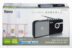 ELPAラジオカセットレコーダーADK-RCR100MS【送料無料】