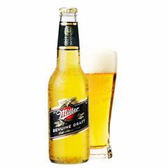 アメリカ ミラー ドラフト 瓶 輸入ビール 355ml×24本