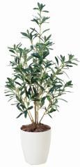 アートグリーン 人工観葉植物 光触媒 光の楽園 オリーブ90(代引き不可)【送料無料】