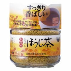 新茶人 こうばしほうじ茶 48g AGF(味の素ゼネラルフーヅ)