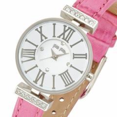 フォリフォリ ダイナスティ レディース 腕時計 時計 WF13A014SSW-PI2 ホワイト【楽ギフ_包装】