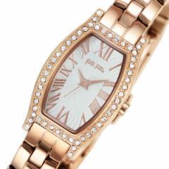 フォリフォリ DEBUTANT クオーツ レディース 腕時計 時計 WF8B026BPZ シルバー【楽ギフ_包装】