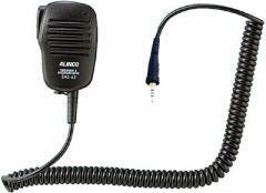 アルインコ スピーカーマイク1ピンタイプ【EMS62】(安全用品・標識・トランシーバー)