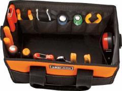 リングスター ツールバッグティストTBT−3500グリーン【TBT-3500-GN】(工具箱・ツールバッグ・ツールホルダ・バッグ)