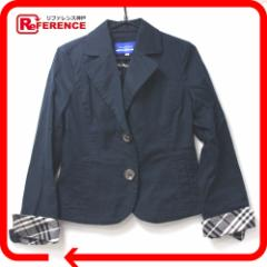 あす着 BURBERRY BLUE LABEL バーバリー ジャケット&スカート スーツ セットアップ レディース