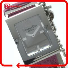 あす着 Dior クリスチャンディオール  レディース腕時計 スクエア マリス 腕時計