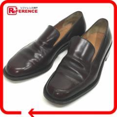 あす着 Salvatore Ferragamo サルヴァトーレフェラガモ ローファー 靴 メンズ 紳士 ビジネス レザー
