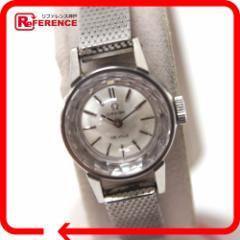 あす着 OMEGA オメガ デビル 腕時計 SS レディース ウォッチ