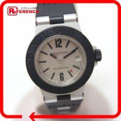 あす着 BVLGARI ブルガリ AL29TA アルミニウム 腕時計 アルミニウム レディース ウォッチ