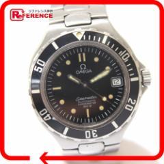 あす着 OMEGA オメガ 368.1062 200m シーマスター 腕時計 SS シルバー メンズ