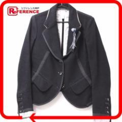 あす着 HIGH ハイ ジャケットコート 子供服 キッズ アウター ブラック レディース 黒