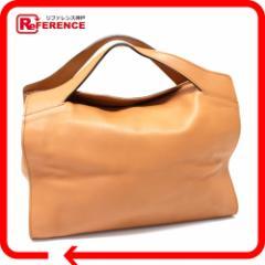 あす着 Sun Remy サンレミ— レディース ハンドバッグ レザー ブラウン トートバッグ 鞄 かばん カバン